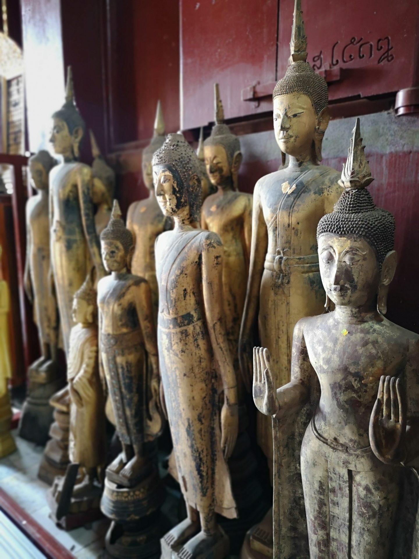 From Vientiane to Luang Prabang