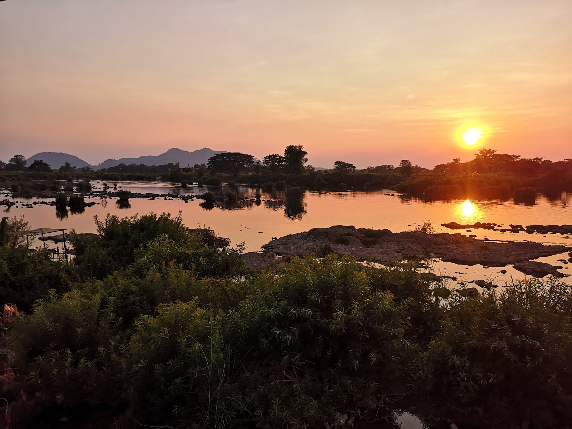 Journeying To Si Phan Don in Southern Laos