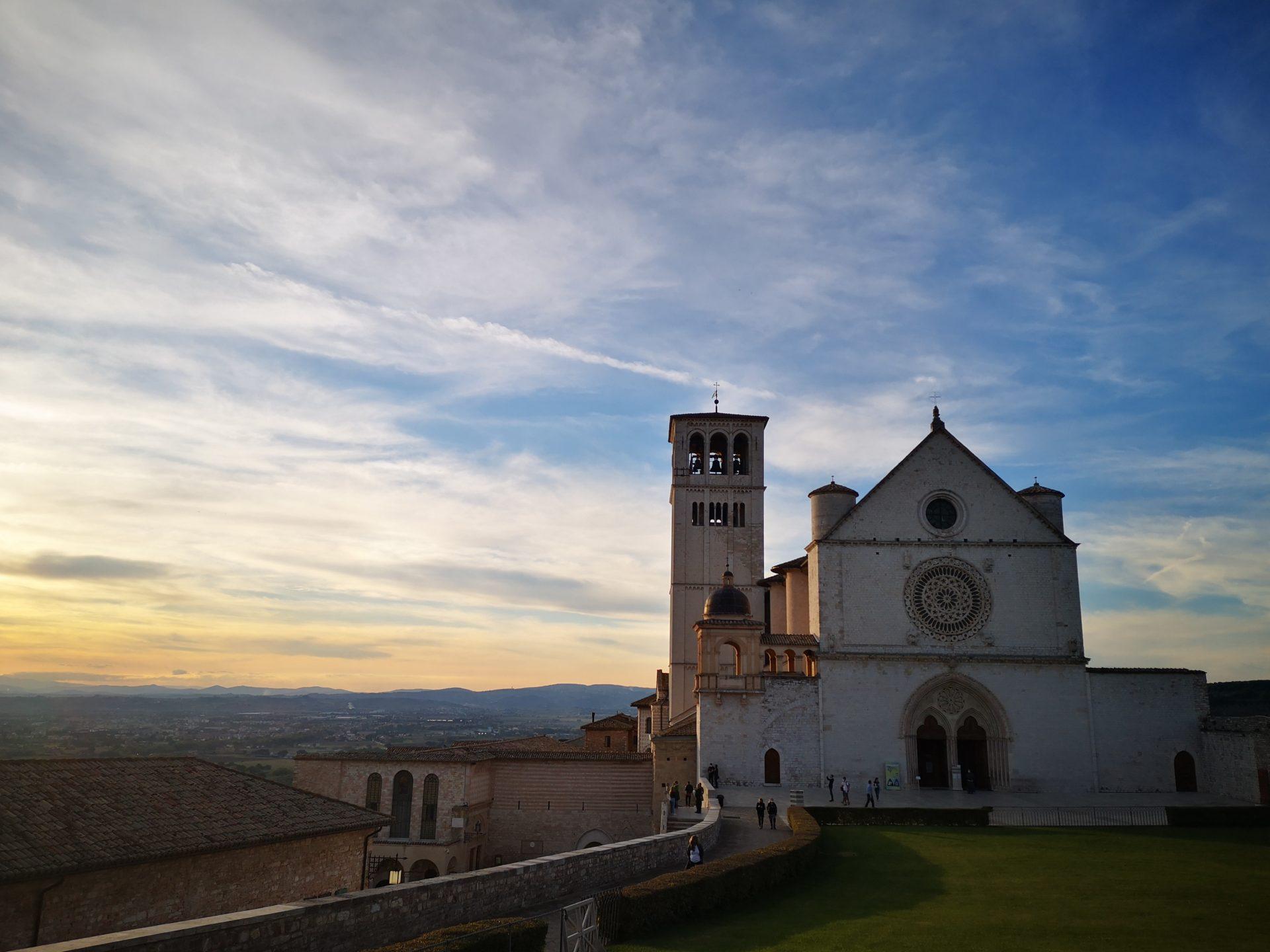 Van Life at Altitude. Italy October 2020